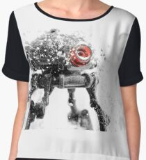 Probe Droid Women's Chiffon Top