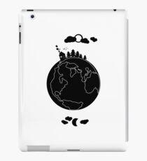 Cute Noir World. iPad Case/Skin