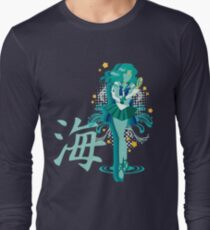 Soldier of the Sea & Embrace Long Sleeve T-Shirt