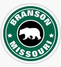 BRANSON MISSOURI BEAR OZARK MOUNTAINS TRAVEL DECAL Sticker