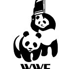 WWF Parody Panda by ErrorCrew