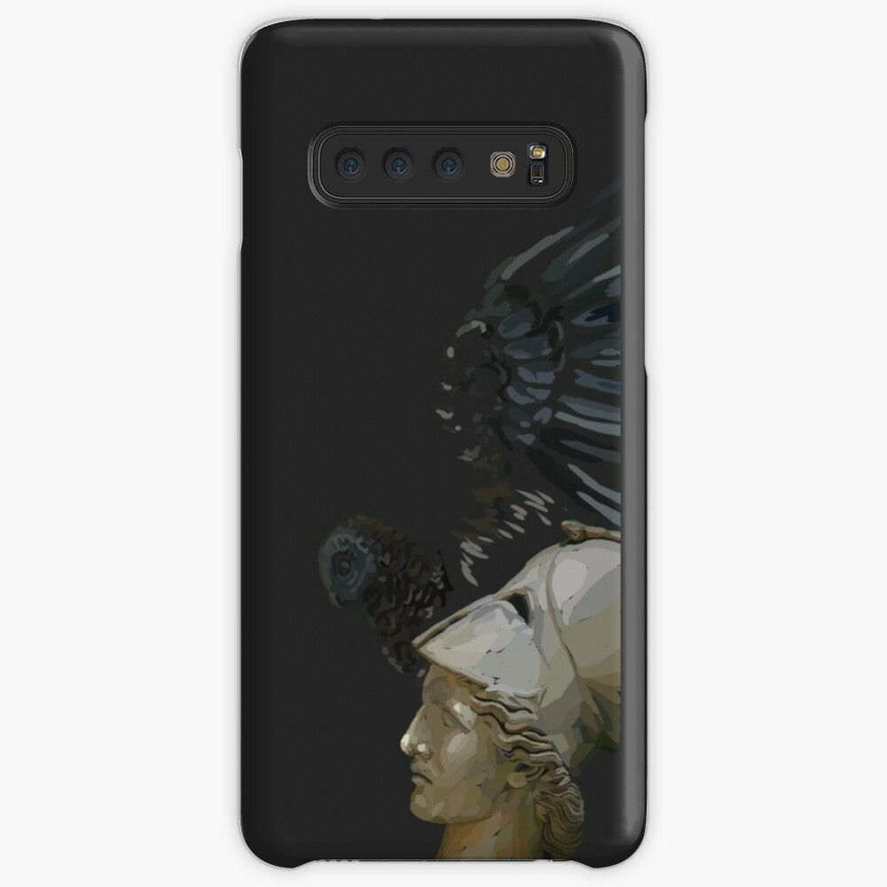 Goddess of Wisdom and War Case & Skin for Samsung Galaxy