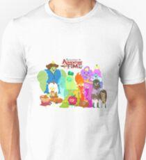 Princesses of Adventure Time! T-Shirt