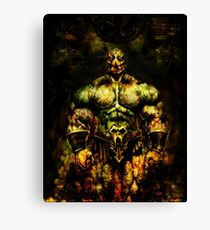 Barbarian Mutant Canvas Print