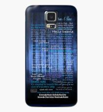Es war einmal Zitate Hülle & Klebefolie für Samsung Galaxy