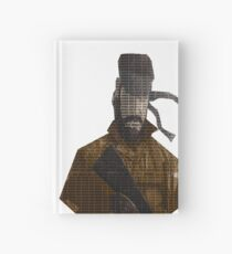 Snaaaaake - Polygonal Hardcover Journal