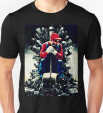 Super Mario's game of thrones T-Shirt