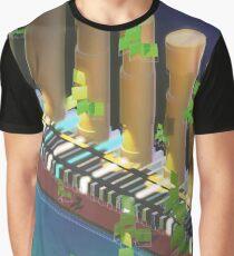 Riverside Demi-Normal Railway Graphic T-Shirt