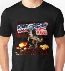 nitro circus live moto Unisex T-Shirt
