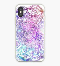 Galaxy Mandala iPhone Case