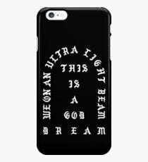 Ultralight Beam - Black and White iPhone 6s Plus Case