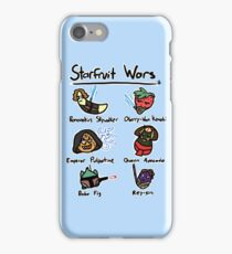 Starfruit Wars iPhone Case/Skin