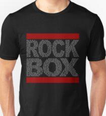 Rock Box Lyrics/Logo T-Shirt