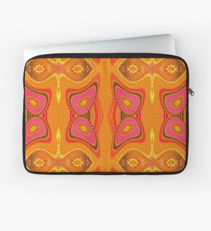 Summer Daze Abstract Laptop Sleeve