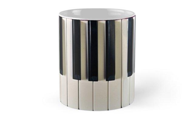 Piano Keys by cpinteractive