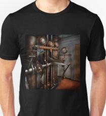 Steampunk - Controls - The Steamship control room Unisex T-Shirt
