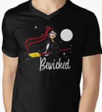 Bewicked Men's V-Neck T-Shirt