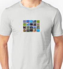 Commodore Amiga - Games 10 Unisex T-Shirt