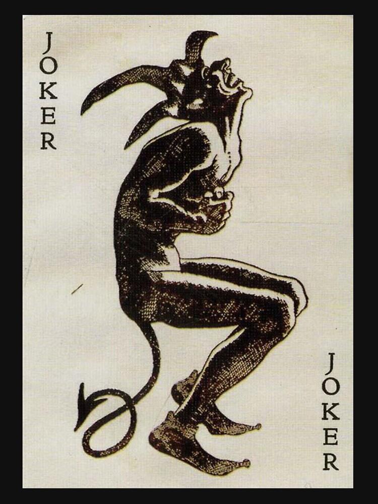 Joker evil by Oscarrrr