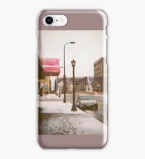 Showgirls - Medium Format Photograph iPhone Case/Skin