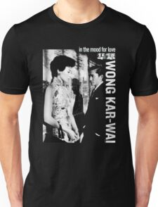 IN THE MOOD FOR LOVE - WONG KAR WAI Unisex T-Shirt