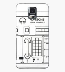 Horizons Load Console Control Panel Diagram from Epcot Case/Skin for Samsung Galaxy