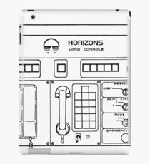 Horizons Load Console Control Panel Diagram from Epcot iPad Case/Skin
