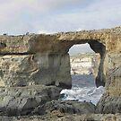 The Azure Window  - Gozo Island Malta by mikequigley