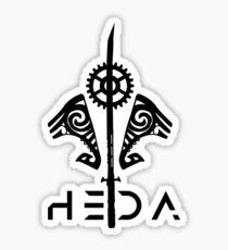 The One True Heda Sticker