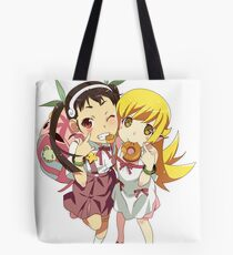the snail and vampire story Tote Bag