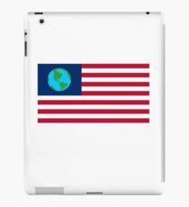 Earthican Flag iPad Case/Skin
