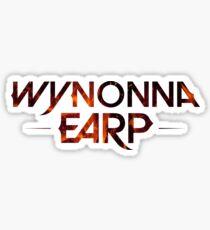 wynonna earp 2 Sticker