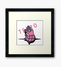 TeepoXXL Framed Print