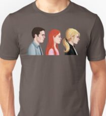 BTVS - Scoobies T-Shirt