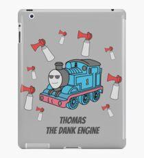 Thomas the Dank Engine iPad Case/Skin
