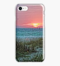 Suncoast Sunset  iPhone Case/Skin
