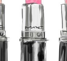 Mac Watercolor Lippies Sticker
