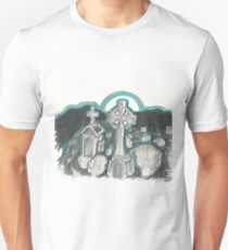 cemetary landscape T-Shirt