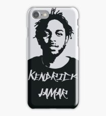 Kendrick Lamar Portrait iPhone Case/Skin