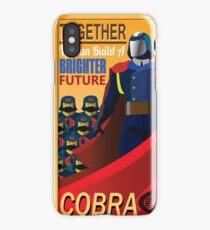 Join Cobra iPhone Case/Skin