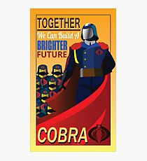 Join Cobra Photographic Print