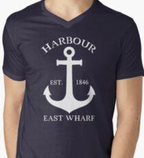 Harbour East Wharf Nautical T-Shirt