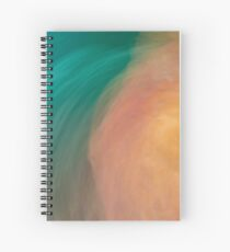Dry Season Waters Spiral Notebook