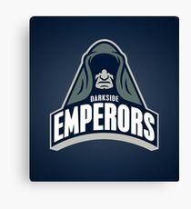 DarkSide Emperors Canvas Print