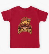 Tatooine SandCrawlers Kinder T-Shirt