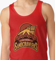 Tatooine SandCrawlers Tanktop für Männer