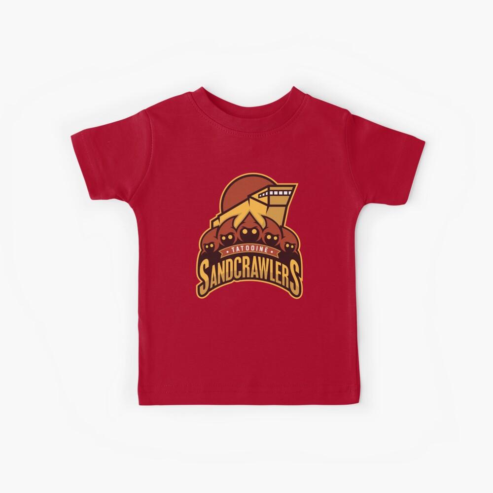 Tatooine SandCrawlers Kids T-Shirt