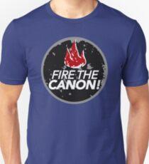 Fire The Canon Unisex T-Shirt