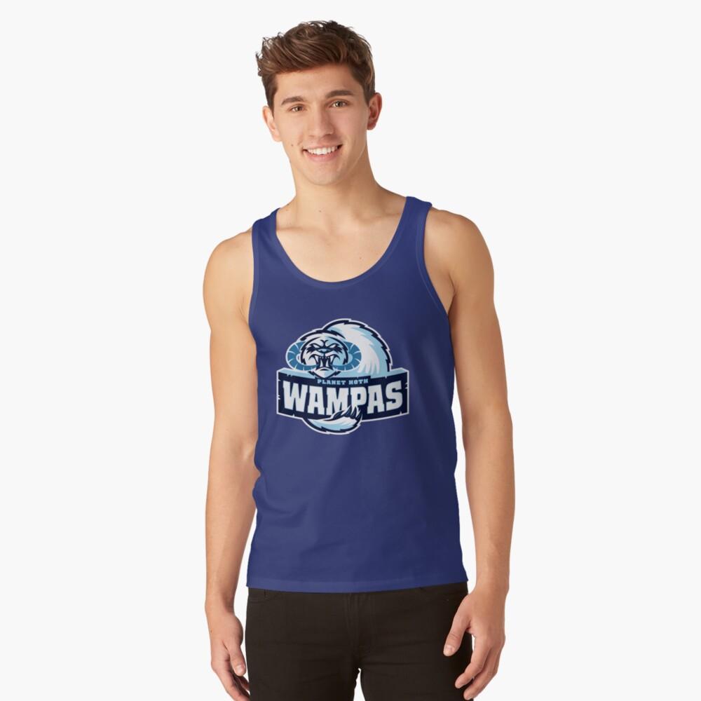 Planet Hoth Wampas Camiseta de tirantes