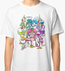 Science With Princess Bubblegum Classic T-Shirt